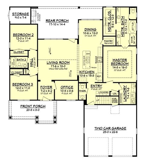 craftsman open floor plans 17 best ideas about open floor plan homes on