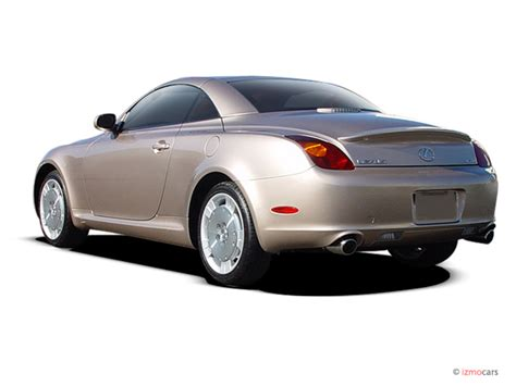 lexus sc430 gold 2004 lexus sc 430 pictures photos gallery the car connection