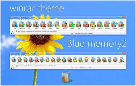 download themes windows 7 rar blue memory2 winrar theme by alexgal23 on deviantart