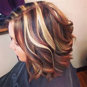 what do lowlights do for hair highlights and low lights became into style after the