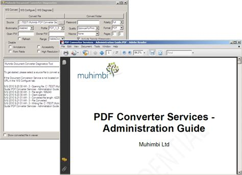 Sharepoint 2013 Document Conversion Service Pdf