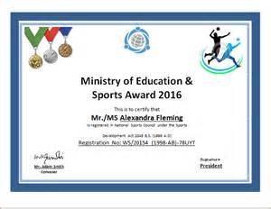 sports certificate template sports certificate template for ms word document hub