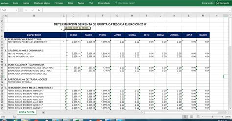 como calcular la devolucion de 2015 como calcular la renta de quinta categoria