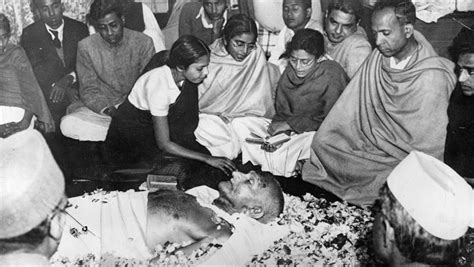 gandhi born date and death date gandhi assassinated in new delhi jan 30 1948 history com