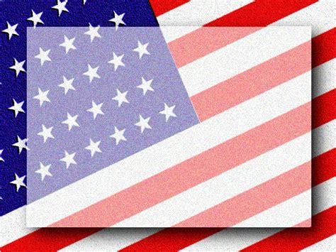 american flag powerpoint template theme project backgrounds