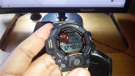 Rangeman Gw 9400dcj 1dr casio g shock gw 9400dcj 1dr rangeman review master in