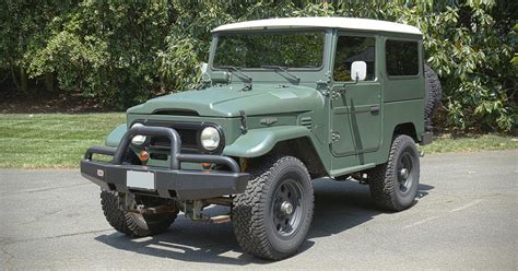 icon land cruiser auction block icon 1970 toyota land cruiser fj40