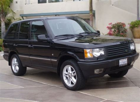 how to work on cars 2001 land rover discovery series ii electronic valve timing 2001 land rover range rover information and photos momentcar