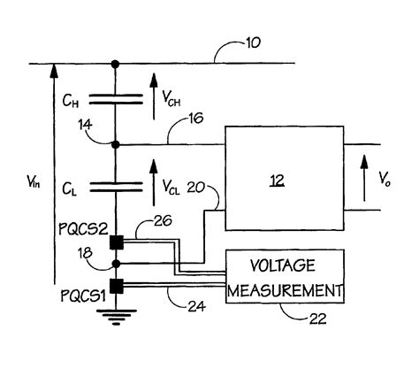 capacitor coupling voltage transformer patent us6919717 capacitor coupled voltage transformer and its input voltage parameter