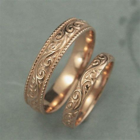 Eheringe Ornament by Best 20 Vintage Wedding Bands Ideas On Pretty