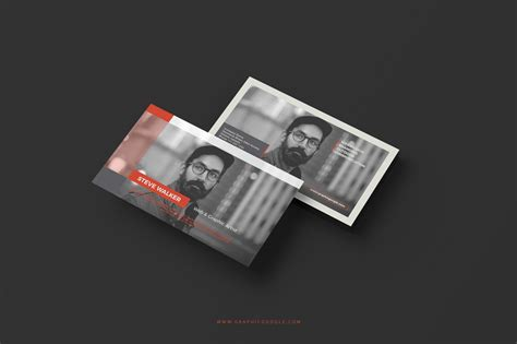Grafic Artist Business Cards Templates Free by Free Creative Graphic Artist Business Card Template