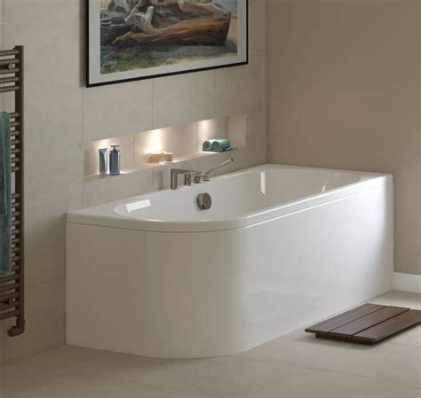 mere tissino angelo 1600 x 700mm end left bath