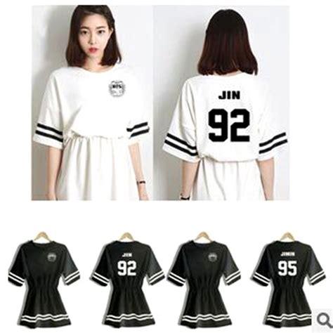 Tas Ransel Promo Kpop Korea Bts Limited new bts k pop dress summer harajuku korean