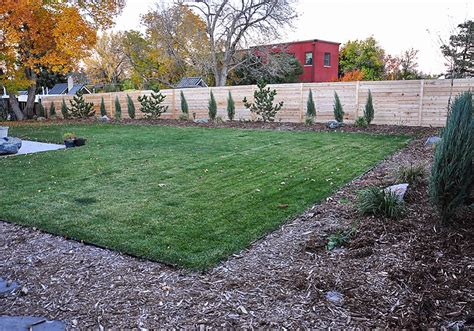 highlands landscaping edging in denver and arvada