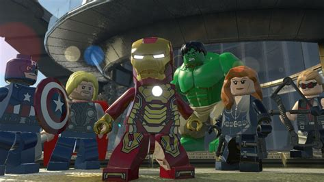 Ps4 Lego Marvel Avenger New lego marvel s ps4 review playstation universe