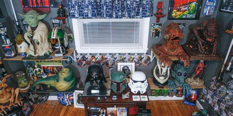 this star wars room is every boy s dream complete with the star wars room of chris salton retrozap