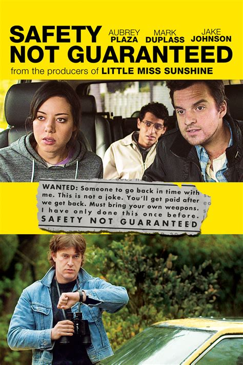 Safety Not Guaranteed Meme - safety not guaranteed if you were a time traveler