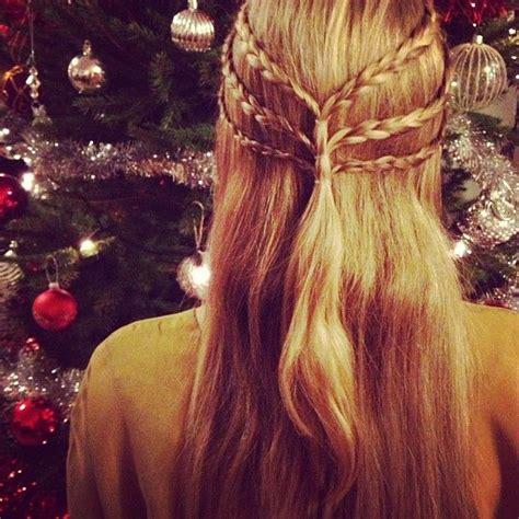elf hair ideas  pinterest elven hair elvish