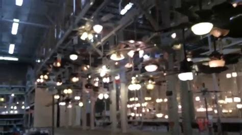 ceiling fans on display at home depot in salem ma 2015