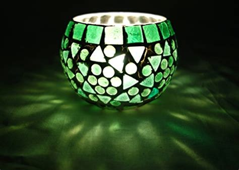 indian glass traditional indian glass candle holder gift home