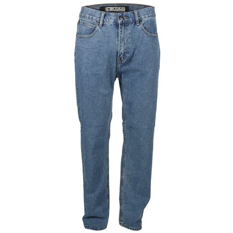 light stone washed denim jeans mens bloggs jeans straight leg zip fly light stone wash
