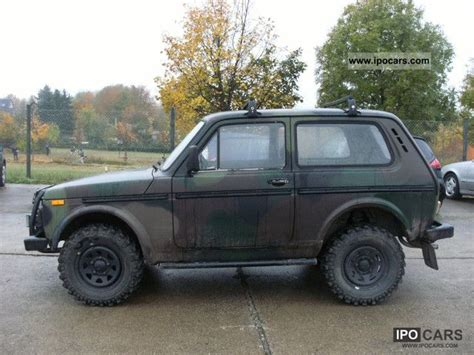 1990 Lada Niva 1990 Lada Niva L Condition 5t Winch Car Photo