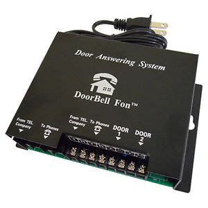 doorbell fon controller only dp28c new just add a