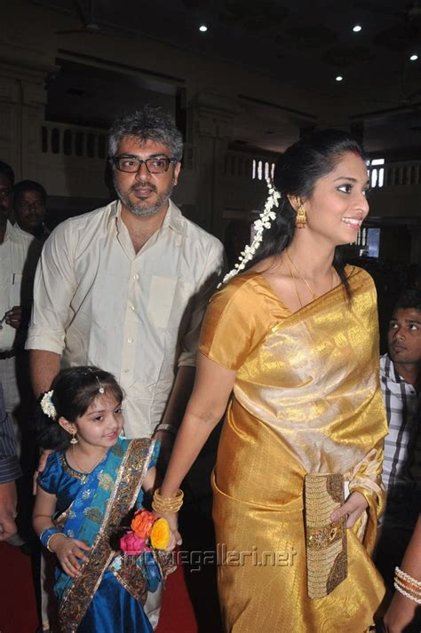 Recent Marriage Photos by Picture 342897 Ajith Shalini Anoushka Recent Photos At