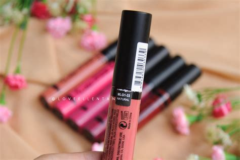 Lipstik Nabi harga lipstik a matte the of