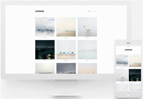 squarespace portfolio templates squarespace single page templates gallery free templates