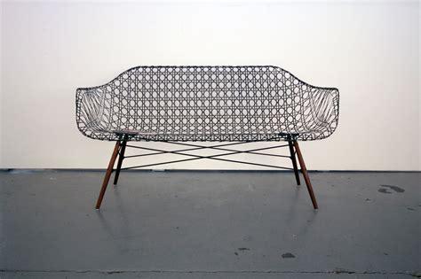 carbon fiber couch carbon fiber eames sofa by matthew strong design milk