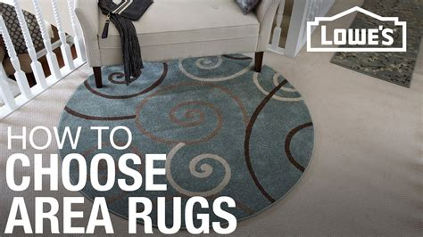 how to pick an area rug how to choose area rugs youtube