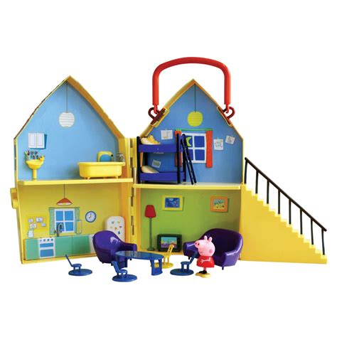 peppa pig play house peppa pig playhouse infantil y preescolar sanborns en internet