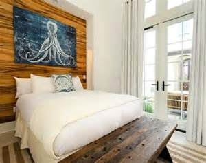sea inspired bedroom decor theme design ideas for