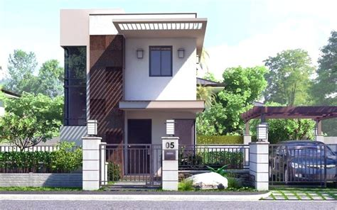 small two story house narrow lot house small story