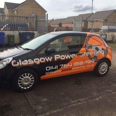 Motor Trade Jobs Glasgow by Glasgow Power Steering Services Glasgow United Kingdom