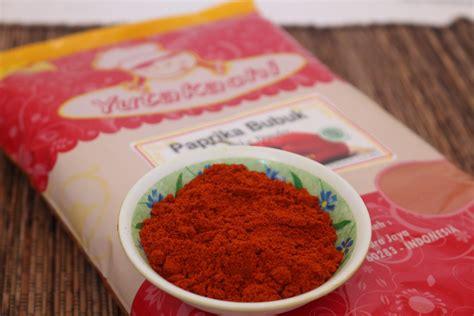 Pazar Paprika Bubuk 1 Kg paprika bubuk kemasan 1kg
