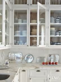 white glass door kitchen cabinets seeded glass door fronts transitional kitchen luxe