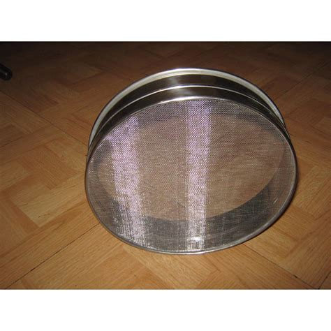 10 Stainless Steel Sieve by 10 Quot Stainless Steel Sieve