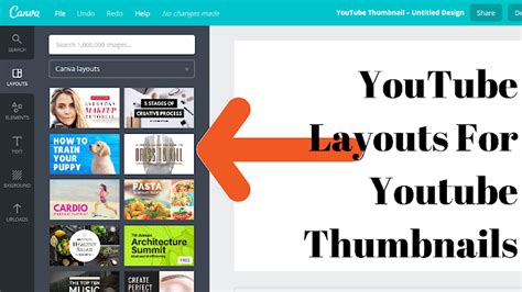canva thumbnail how to make youtube thumbnails from canva for free