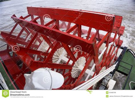 stern wheel boat plans mississippi river paddle boat wheel stock photo image