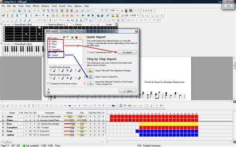cara membuat not balok lagu vidia music studio cara mudah mendokumentasikan lagu pada