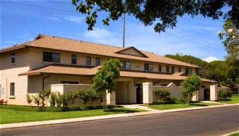 hickam afb housing joint base pearl harbor hickam