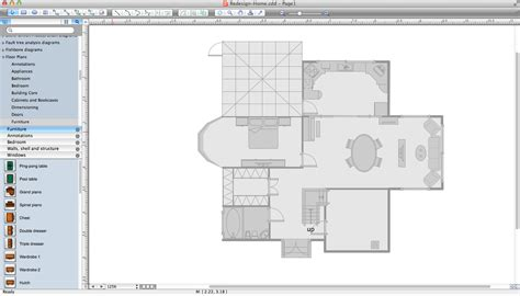 home design software with blueprints home remodeling software