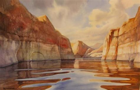 watercolor tutorial painting water how to paint water watercolor painting step by step