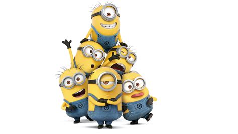 imagenes 4k minions despicable me 3 minions 4k 8k wallpapers hd wallpapers