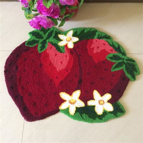 strawberry rug compare prices on strawberry rugs shopping buy low price strawberry rugs at factory