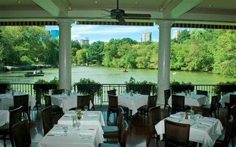 the boat house in central park the loeb boathouse central park restaurant a nyctt by marion