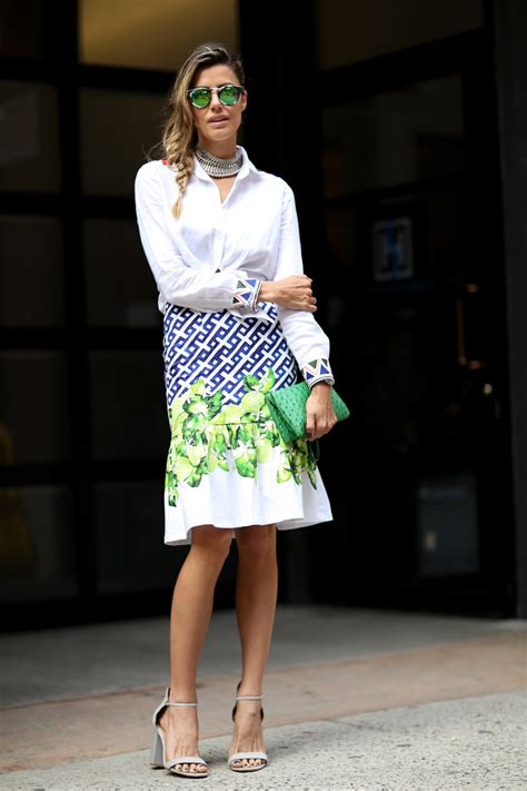 New York Fashion Week The Best So Far by The Best Style From New York Fashion Week Stylecaster