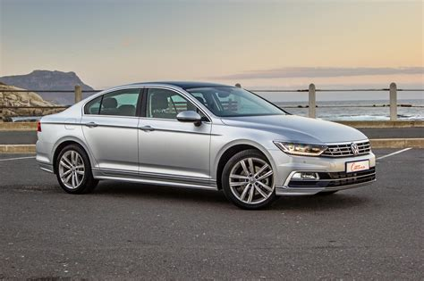 Volkswagen Passat 2 0 Tdi Luxury Dsg 2017 Quick Review